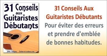 31 Conseils Aux Guitaristes Débutants