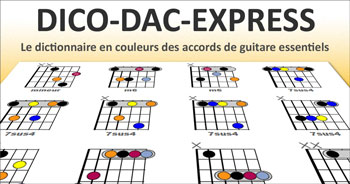 Dictionnaire d'accords Dico Dac Express