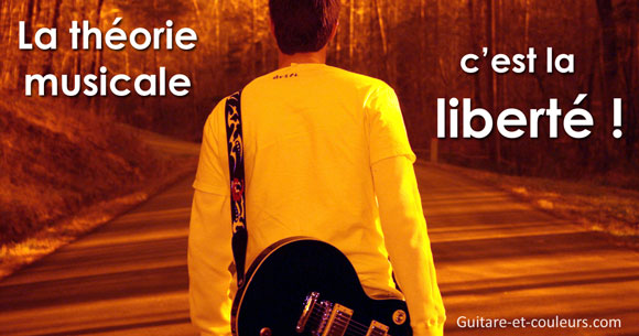 La théorie musicale, c'est la liberté !